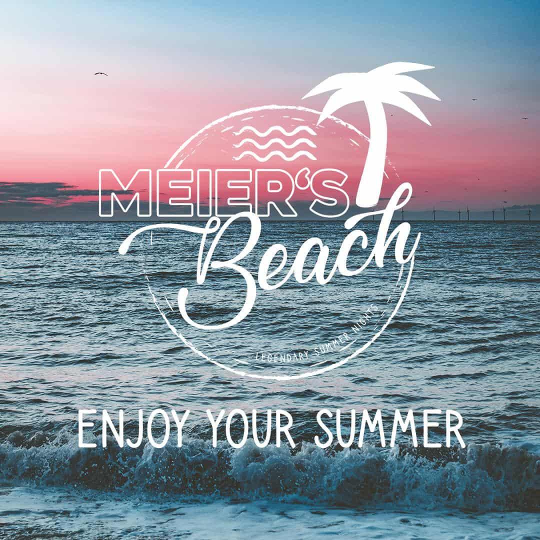 Meiers Beach Strandbar Lahr Party