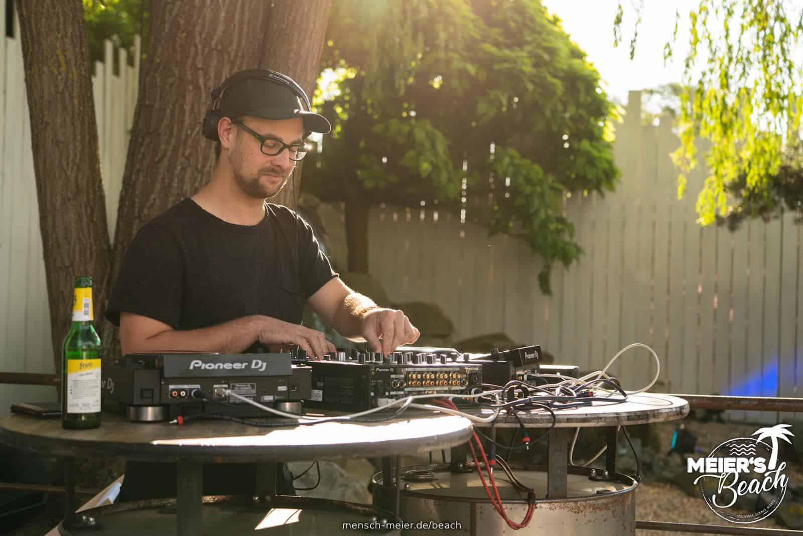 Meiers Beach Lahr DJ