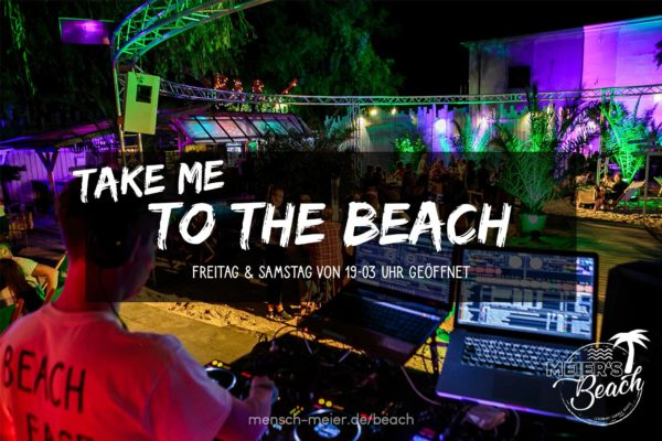 Take me to the Beach